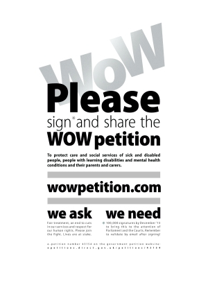WOW poster bw 01